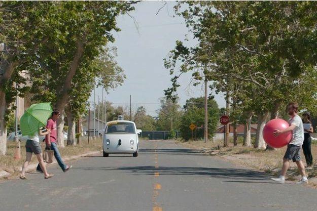 Les Google Cars sont testées depuis 2009.