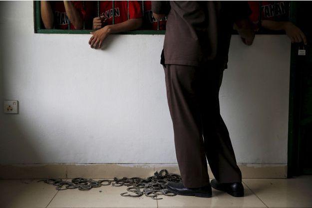 Bientôt une prison de haute sécurité sur une île gardée par des crocodiles pour enfermer les trafiquants de drogue condamnés à mort?