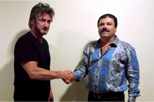 La rencontre entre Sean Penn et El Chapo