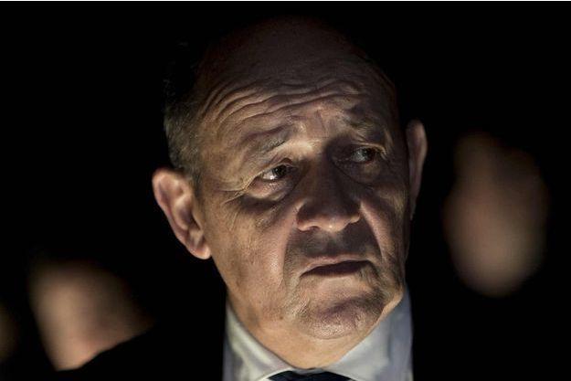 Jean-Yves Le Drian a dressé le bilan des opérations de la coalition qui lutte contre Daech en Irak et en Syrie.