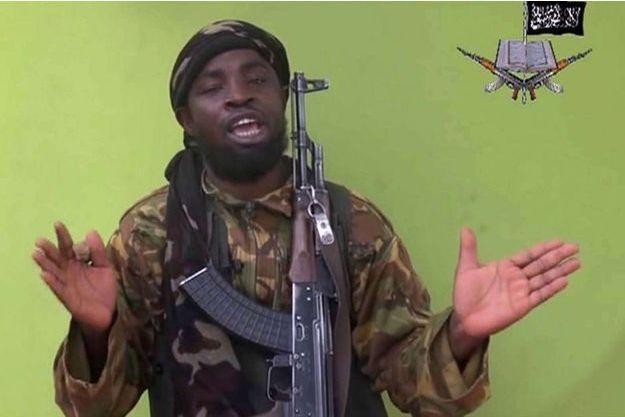 Abubakar Shekau dans une des vidéos de propagande diffusées par Boko Haram.