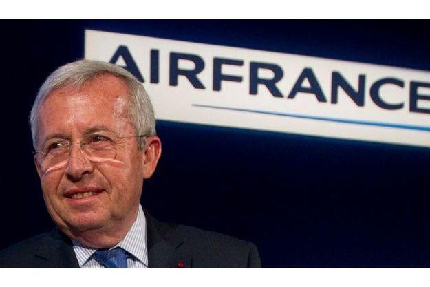 Le directeur général d'Air France-KLM, Pierre-Henri Gourgeon.