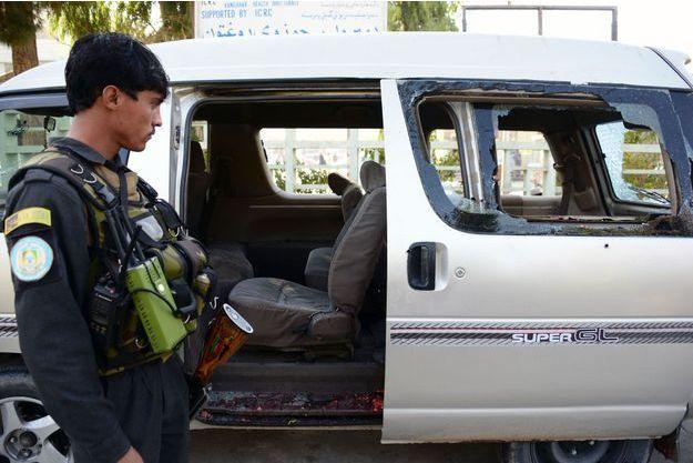 Cinq femmes employées à l'aéroport de Kandahar ont été tuée par des hommes armés.
