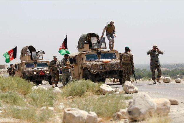 Des autorités afghanes recherchent les disparus (photo d'illustration)