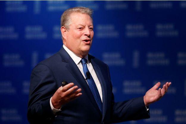 Al Gore, l'ancien candidat démocrate à l'élection présidentielle américaine.