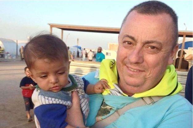 Alan Henning est parti en Syrie pour acheminer des médicaments aux populations.