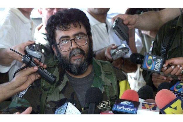 Alfonso Cano en 2001
