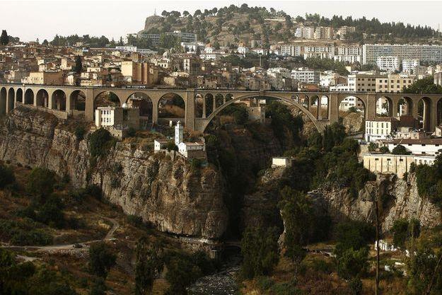 La ville de Constantine (image d'illustration).