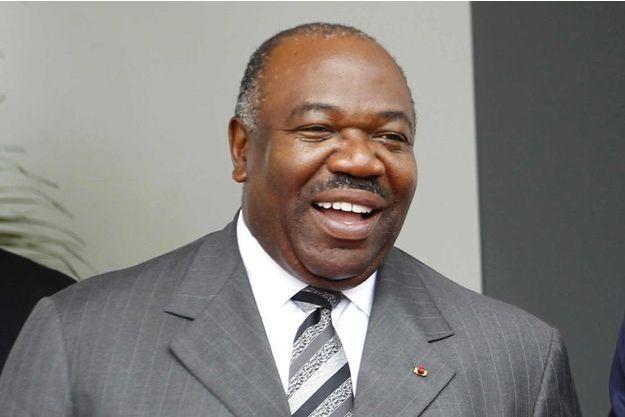 Ali Bongo en 2014.