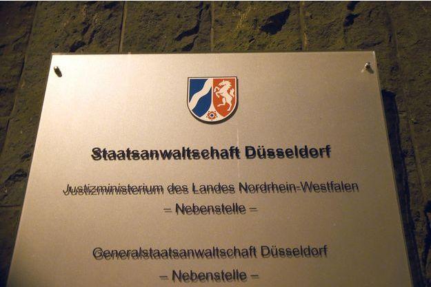 L'homme a été placé en détention provisoire samedi dans la ville de Neuss.