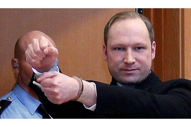 Anders Behring Breivik, le tueur d'Utoya.