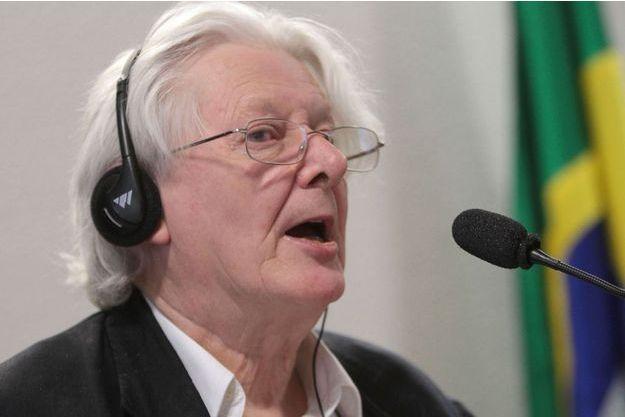Andrew Jennings en 2011.