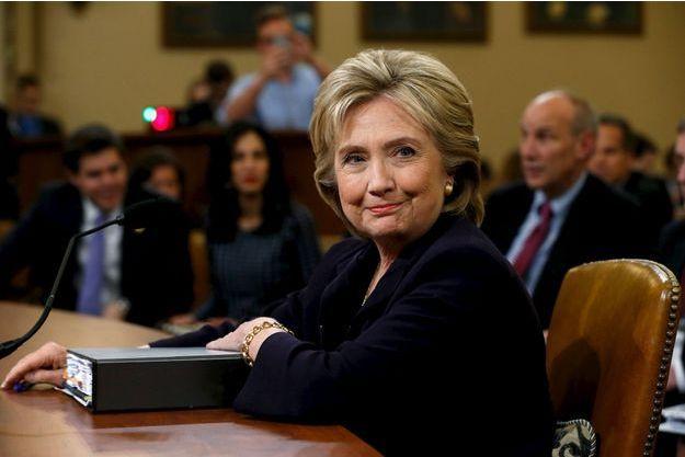 Hillary Clinton a été interrogée pendant 11 heures.