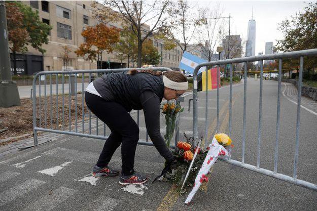Huit personnes ont été tuées dans l'attentat de mardi à New York.