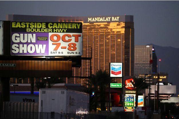A Las Vegas, 58 personnes ont été tuées et près de 500 ont été blessées.
