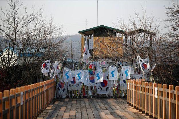 La Corée du Nord a accepté de participer aux Jeux olympiques d'hiver, en Corée du Sud.