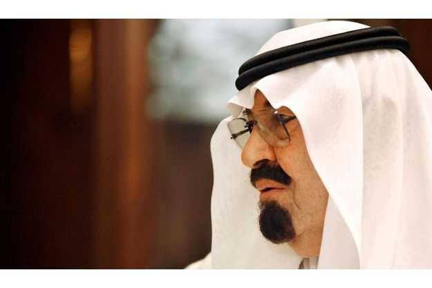 Le Roi saoudien Abdallah