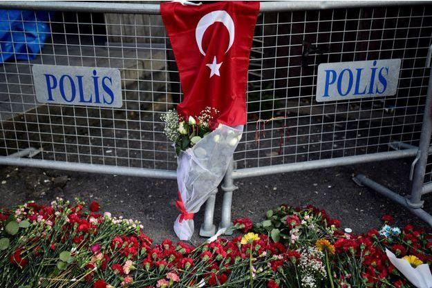 L'attentat d'Istanbul a eu lieu le soir du 31 décembre.