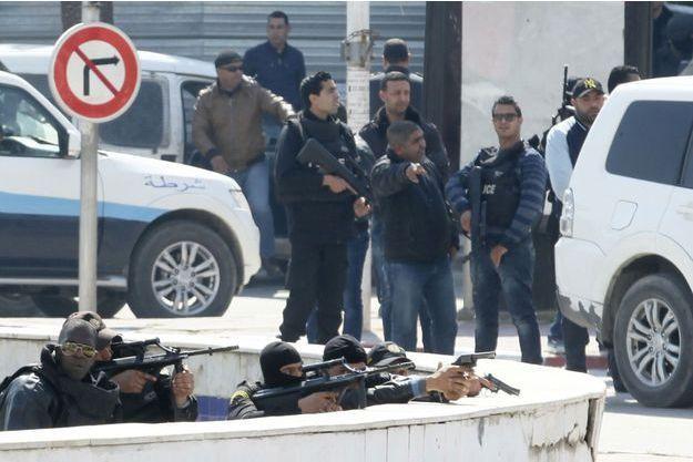 Le musée national du Bardo a été au coeur d'une attaque terroriste ce mercredi.