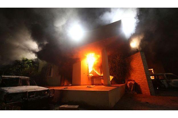 Le consulat américain a été attaqué le 11 septembre dernier, à Benghazi.