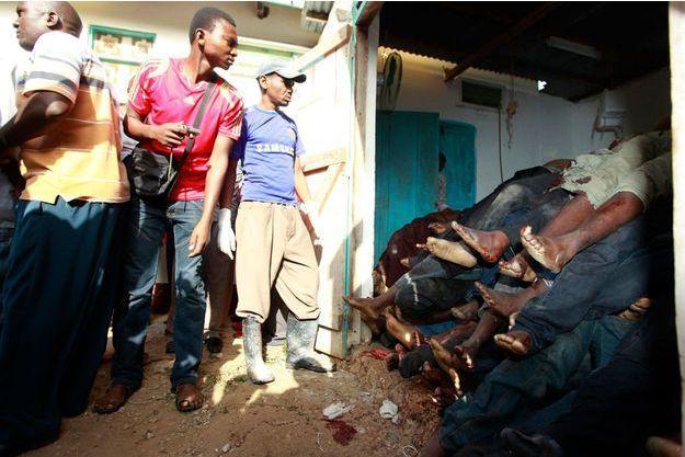Au lendemain de l'attaque de Mpeketoni qui a fait au moins 48 morts.