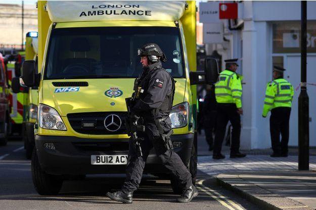 L'attentat de Londres a fait 29 blessés, le 15 septembre 2017.