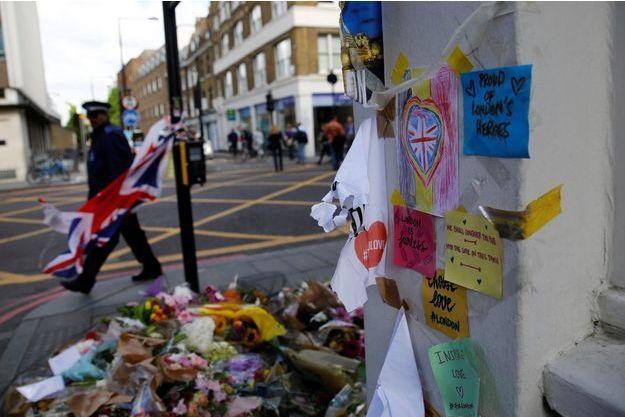 Le bilan de l'attentat de Londres s'élève à 8 morts.