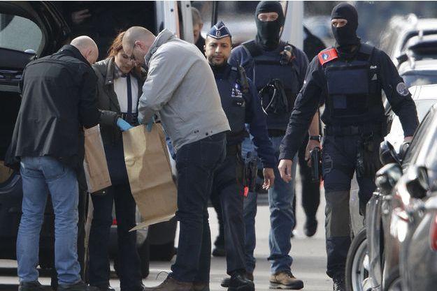 Treize perquisitions antiterroristes ont eu lieu à Bruxelles.