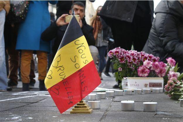 Les attentats de Belgique ont eu lieu en mars 2016
