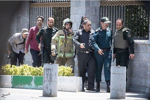 Les attentats commis mercredi à Téhéran ont fait 17 morts.