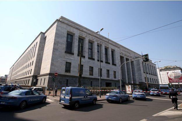 Le tribunal de Milan