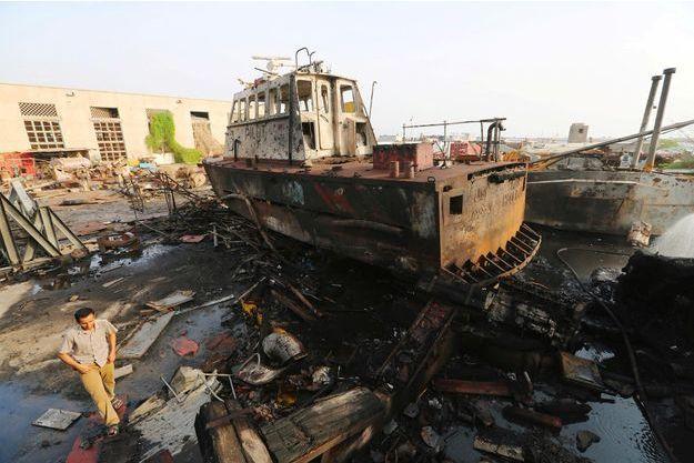 Au moins 39 personnes ont été tuées à Hodeida, au Yémen.