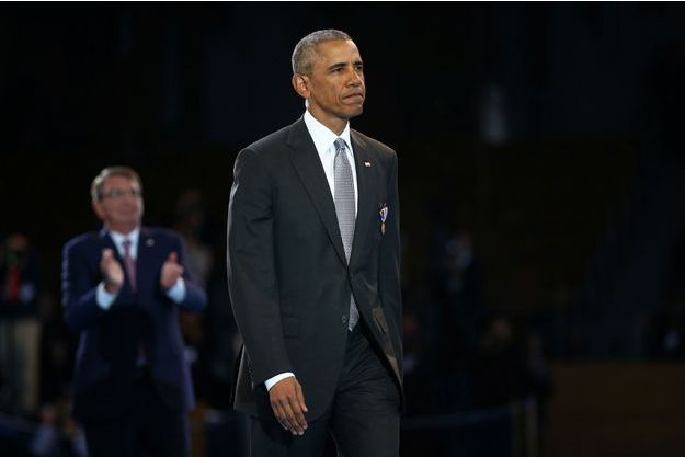 Barack Obama, le 4 janvier 2016.