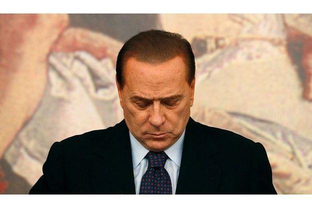 Silvio Berlusconi, le 26 janvier dernier.