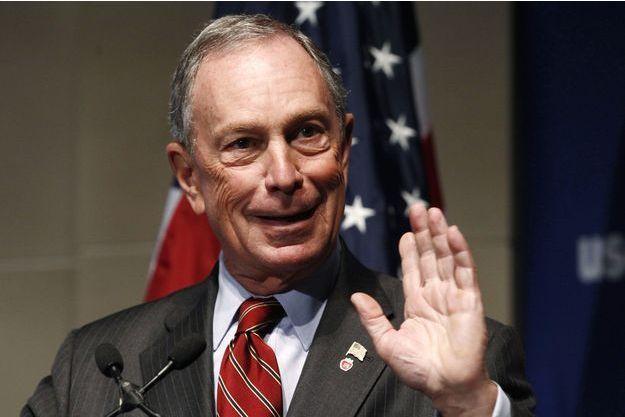 Michael Bloomberg a déboursé 650 millions de sa fortune personnelle pendant ses trois mandats.
