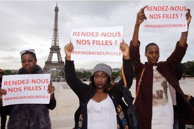 Rendez-vous mardi au Champs-de-Mars, dès 13h, pour soutenir les jeunes filles enlevées il y a un an au Nigeria.