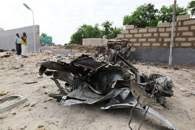 Boko Haram a coutume d'envoyer ses otages commettre des attentats-suicides.