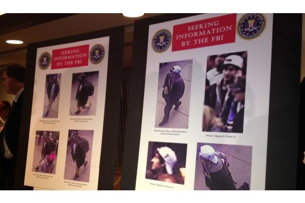 Voici les deux suspects.