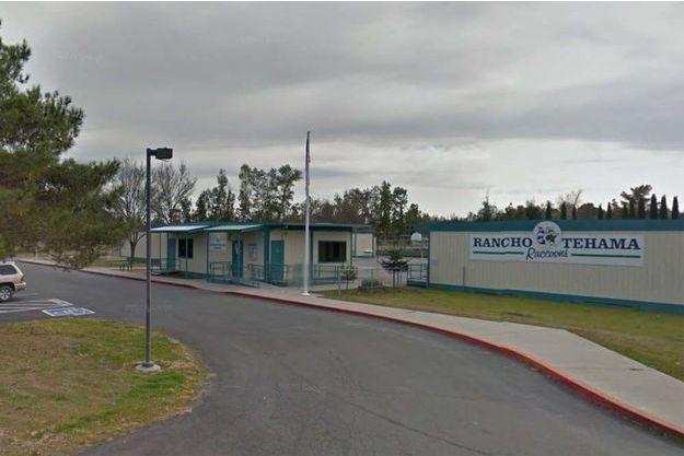 L'école élémentaire Rancho Tehama