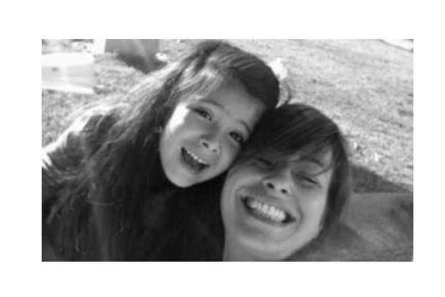 Candice et Aya à l'époque des jours heureux.