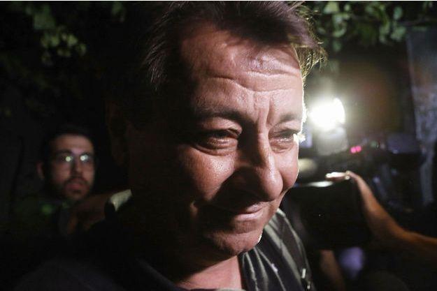 Cesare Battisti remis en liberté.