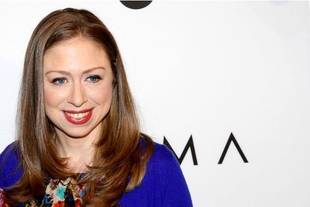 Chelsea Clinton à New York, en avril 2017.