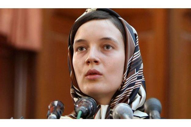 Clotilde Reiss est toujours assignée à l'ambassade de France à Téhéran.