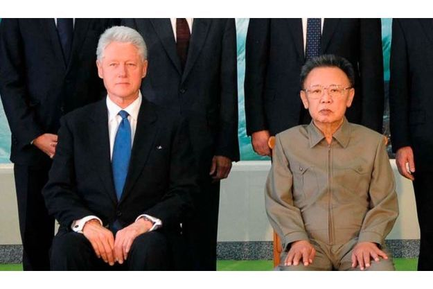 Bill Clinton: Mission accomplie