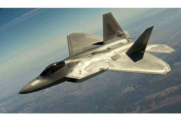 Un F-22 Raptor tel que déployé par Washington. (photo d'illustration).