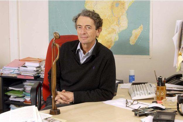 Antoine Glaser.