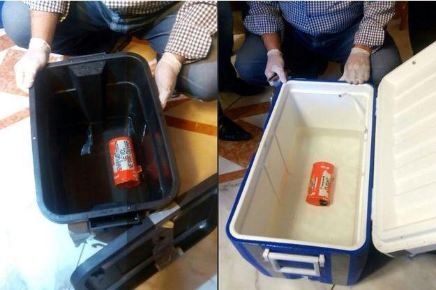 Les enregistreurs du vol Paris-Le Caire ont été retrouvés.
