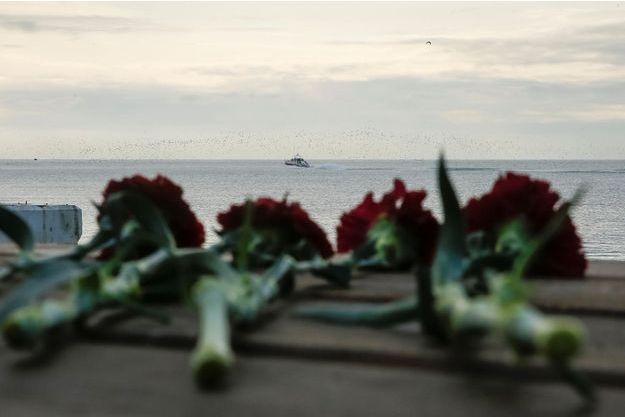 Le deuil national a été décrété en Russie.