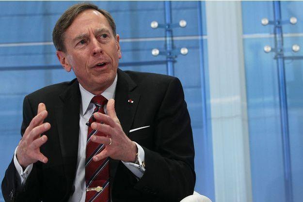 David Petraeus, photographié le 3 février 2017.