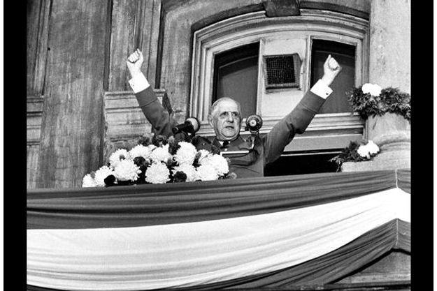 juillet 1967   u201cvive le qu u00e9bec libre